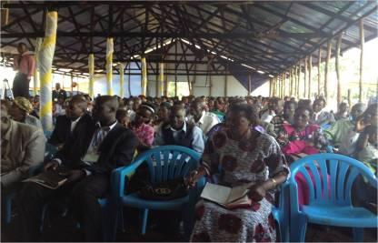 Bukeeka Church 2013